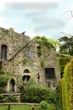 Usk城堡 库存图片