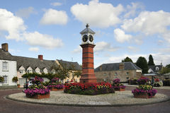 Usk Clock Tower Stock Photography