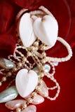 łuska valentine Zdjęcie Stock