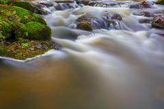 Uslava河 库存照片