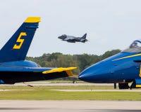 USMC Harrier Jet Royalty Free Stock Images