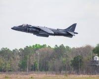 USMC Harrier Jet Royalty Free Stock Photos