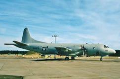 USN洛克希德P-3A Orian反水下BuNo 160292 库存图片