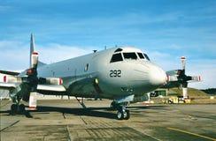 USN Lockheed p-3A Orian Anti Submarine BuNo 160292 Stock Afbeelding