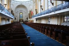 USNA Chapel Stock Images