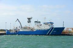 USNS Bold docked in Key West, Florida Stock Photography