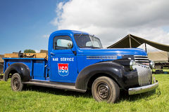 USO chevy pickup Royalty Free Stock Images
