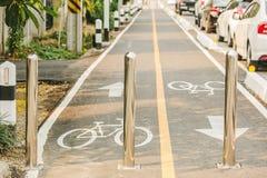 Uso da lente da bicicleta para de múltiplos propósitos Imagens de Stock