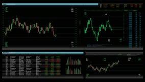 Uso de la compra y venta de acciones/interfaz almacen de metraje de vídeo