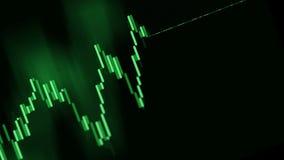 Uso de la compra y venta de acciones/interfaz libre illustration