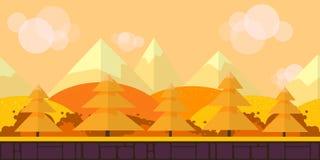 Uso del estilo plano inconsútil del fondo del juego 2.o Ilustración del vector Fotografía de archivo