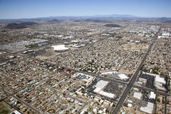 Phoenix di nord-ovest Fotografie Stock