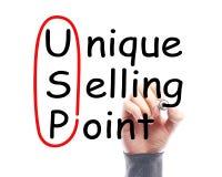 USP concept Stock Photos