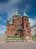 uspenski της Φινλανδίας Ελσίνκι & Στοκ Εικόνες