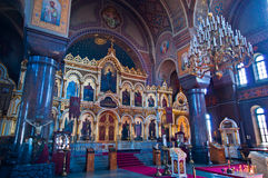 Uspenski cathedral Royalty Free Stock Photo