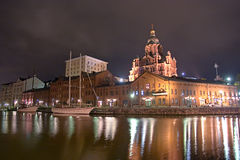 Uspenski cathedral Royalty Free Stock Photos
