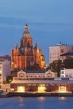 Uspenski Cathedral in Helsinki Stock Image