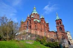 Uspenski Cathedral Stock Photo