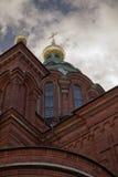 Uspenski Cathedral Stock Image