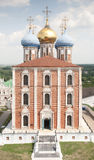Uspenski cathedral, Ryazan, Russia Royalty Free Stock Images
