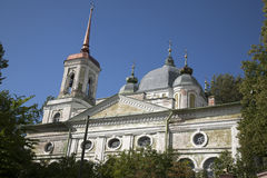 Uspenski Cathedral, Tartu Royalty Free Stock Images