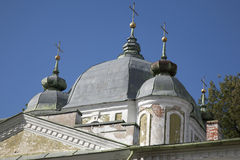 Uspenski Cathedral, Tartu Stock Photography