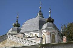 Uspenski katedra, Tartu Fotografia Stock
