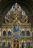 Uspenski Russian Orthodox cathedral, Finland Royalty Free Stock Photo