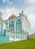 Uspenskii cathedral in Smolensk Stock Photos