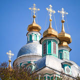 Uspenskii cathedral in Smolensk Stock Photography