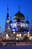 Uspenskiy cathedral. Stock Image