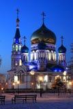 Uspenskiy cathedral. stock image