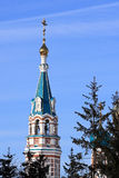 Uspenskiy cathedral. Stock Photography