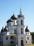 uspenskiy dmitrov katedralny russsia Zdjęcia Stock