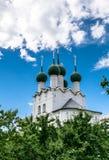 Uspenskiy Katedralny ortodoksyjny w Rostov Obraz Stock