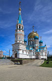 Uspensky Cathedral. Stock Photo