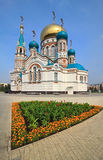 Uspensky Cathedral. Stock Photography