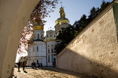 Uspensky cathedral stock images