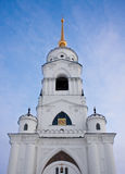 Uspensky cathedral. Photo of Uspensky cathedral in russian city Vladimir Stock Photos