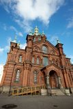 Uspensky Cathedral Royalty Free Stock Images