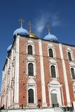 Uspensky cathedral in Ryazan Royalty Free Stock Images
