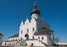 Uspensky Cathedral of Sviazhsky Uspensky Monastery Royalty Free Stock Image