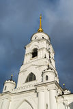 Uspensky Cathedral - UNESCO World Heritage Site Stock Photos