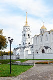 Uspensky cathedral in Vladimir, Russia Stock Image
