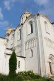Uspensky cathedral in Vladimir Royalty Free Stock Photos