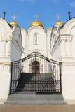 Uspensky cathedral in Vladimir Stock Images