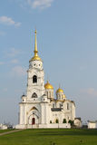 Uspensky cathedral in Vladimir Royalty Free Stock Images