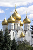 Uspensky Cathedral Yaroslavl Russia Stock Photo