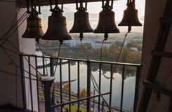 Uspensky Dome belltower Royalty Free Stock Image