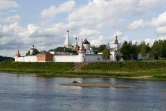 Uspensky man's monastery Royalty Free Stock Photography